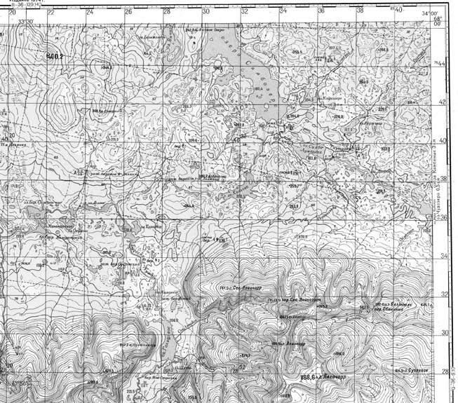 Где находится ладожское на карте россии